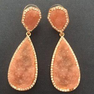 Bauble Bar chandelier earrings
